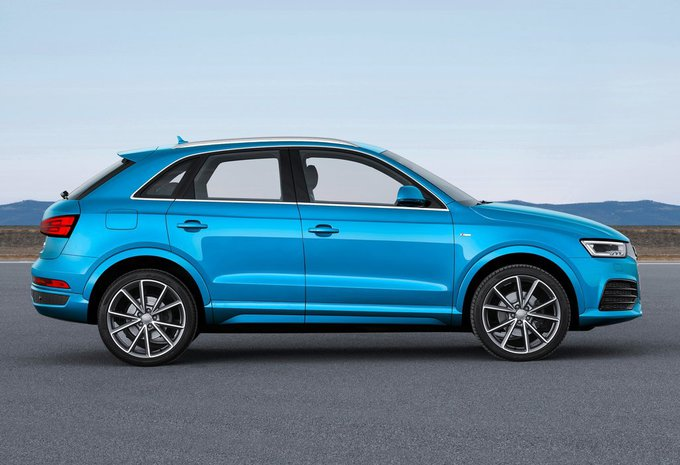 audi q3 2 0 tdi 135kw s tronic quattro s line 2017 prix. Black Bedroom Furniture Sets. Home Design Ideas