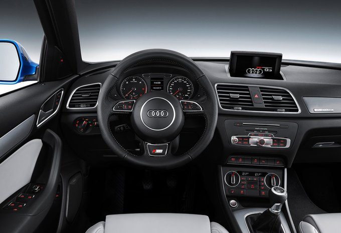 audi q3 2 0 tdi 135kw quattro s line 2017 prix moniteur automobile. Black Bedroom Furniture Sets. Home Design Ideas