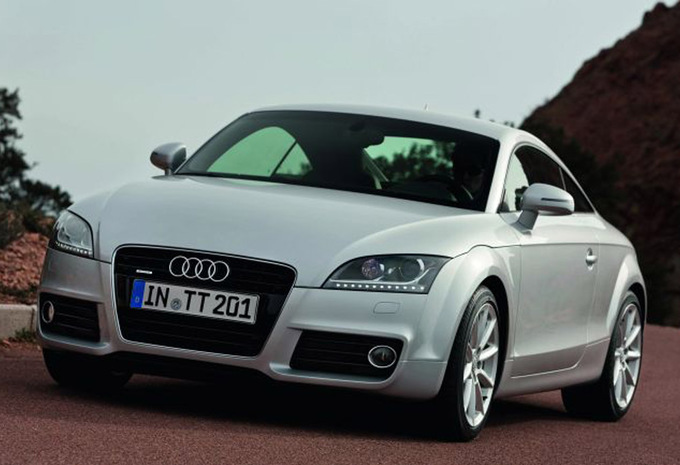 audi tt coup ttrs quattro 2006 prix moniteur automobile. Black Bedroom Furniture Sets. Home Design Ideas