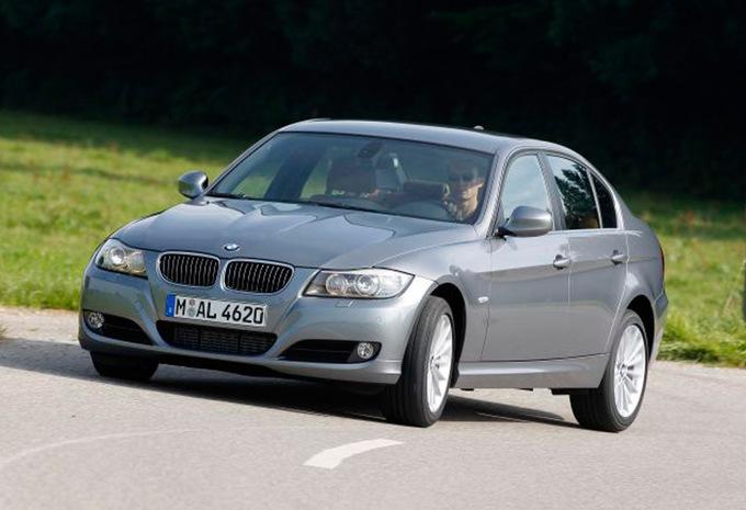 bmw s rie 3 berline 320d xdrive 163 2005 prix moniteur automobile. Black Bedroom Furniture Sets. Home Design Ideas