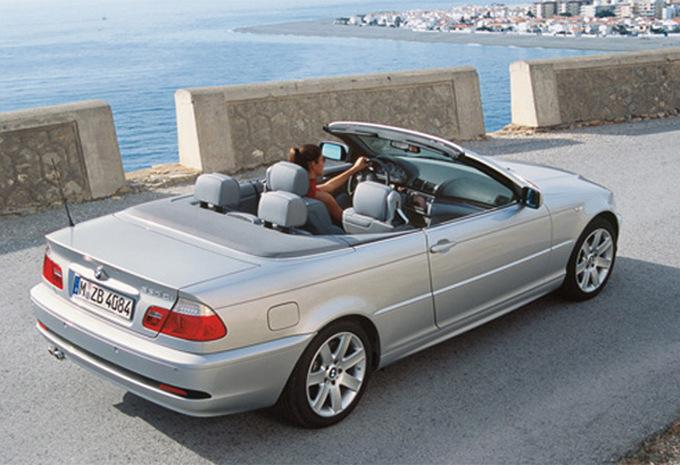 bmw s rie 3 cabrio 318ci 2000 prix moniteur automobile. Black Bedroom Furniture Sets. Home Design Ideas