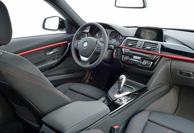 Prijs bmw 3 reeks touring 316d 85 kw 2017 autowereld for Bmw serie 3 interieur