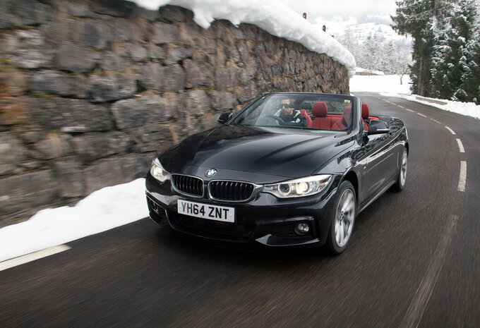 prijs bmw 4 reeks cabrio 440i xdrive 240 kw 2017. Black Bedroom Furniture Sets. Home Design Ideas