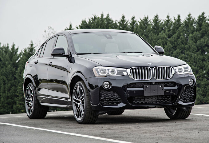 bmw x4 xdrive20d 140 kw 2017 prix moniteur automobile. Black Bedroom Furniture Sets. Home Design Ideas