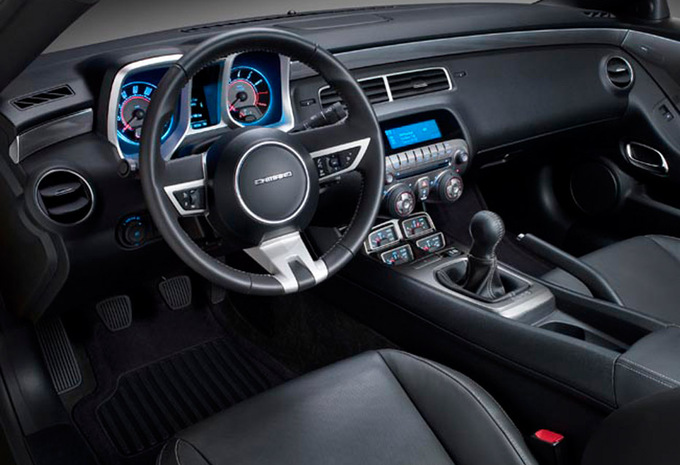 chevrolet camaro 6 2 v8 auto 2011 prix moniteur automobile. Black Bedroom Furniture Sets. Home Design Ideas