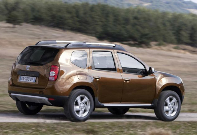 Sp cifications techniques dacia duster 1 5 dci 110 4x2 for Dacia duster specifications