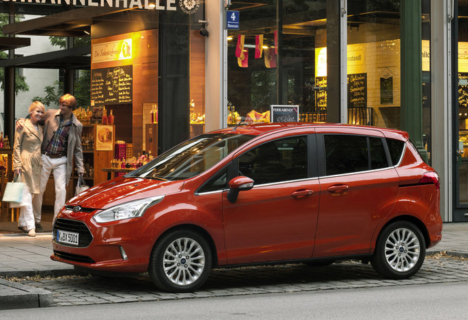 2016 ford b max   youtube
