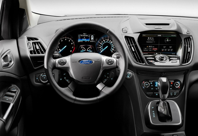 Sp 233 Cifications Techniques Ford Kuga 2 0 Tdci 136 4x2 Trend