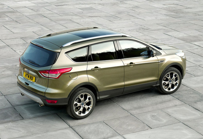 ford kuga 2 0 tdci 4x4 132kw titanium 2016 prix. Black Bedroom Furniture Sets. Home Design Ideas