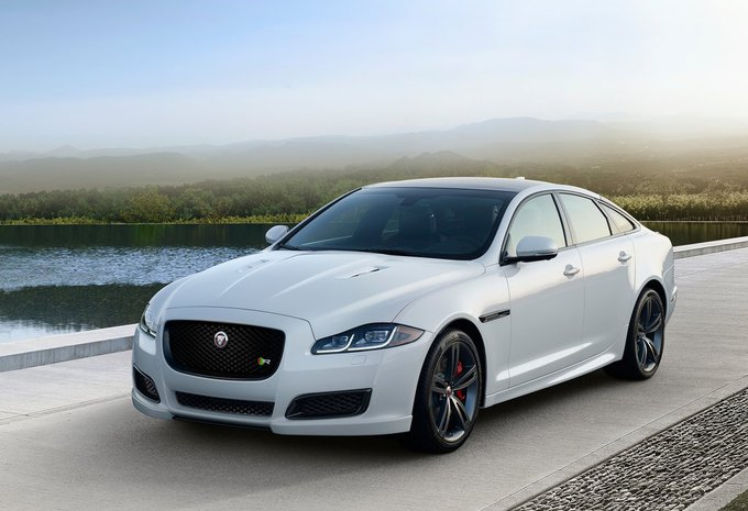jaguar xj 3 0 v6 compres 4x4 r sport 2017 prix moniteur automobile. Black Bedroom Furniture Sets. Home Design Ideas
