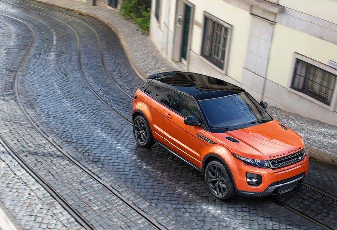 land rover range rover evoque 3p td4 132kw hse dynamic coup 4wd auto prix moniteur automobile. Black Bedroom Furniture Sets. Home Design Ideas