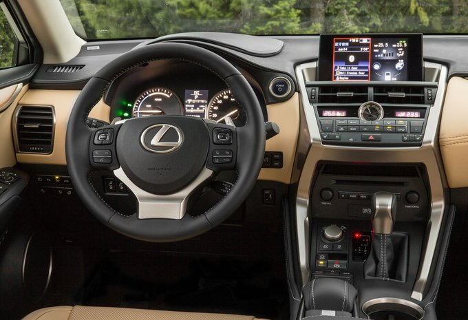 prijs lexus nx nx 300h business edition awd 2016 autogids. Black Bedroom Furniture Sets. Home Design Ideas