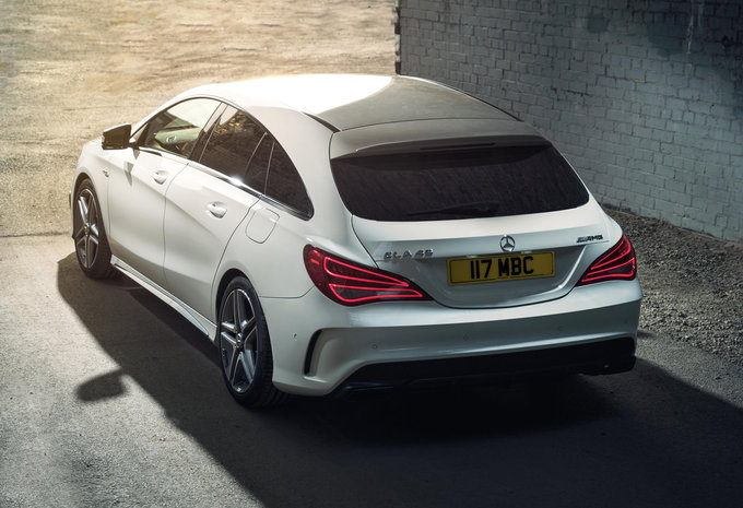 mercedes benz classe cla shooting brake cla 200 2017. Black Bedroom Furniture Sets. Home Design Ideas