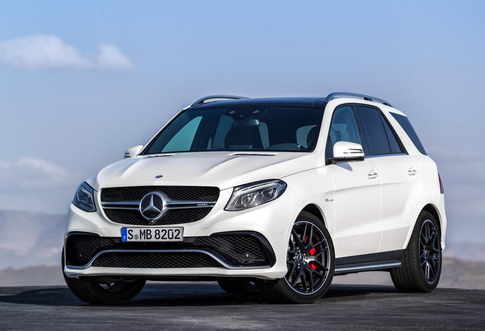 prijs mercedes benz gle klasse gle 500 e 4matic 2017. Black Bedroom Furniture Sets. Home Design Ideas