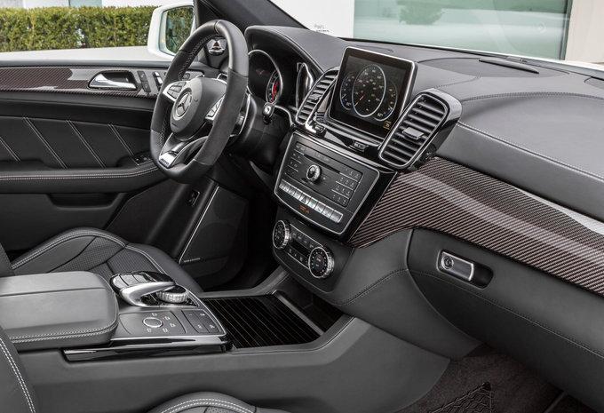 mercedes benz classe gle gle 250 d 4matic 2017 prix moniteur automobile. Black Bedroom Furniture Sets. Home Design Ideas