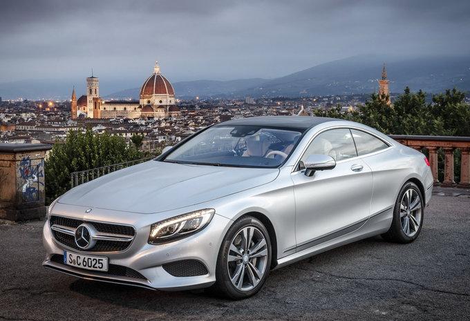 Mercedes benz classe s coup mercedes amg s 63 4matic 2016 prix moniteur automobile - Mercedes classe e 4 coupe ...