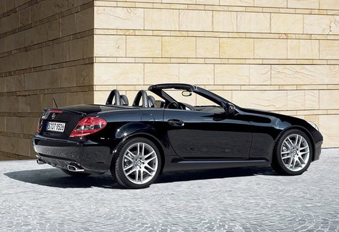 mercedes benz classe slk roadster slk 200 kompressor 2004 prix moniteur automobile. Black Bedroom Furniture Sets. Home Design Ideas