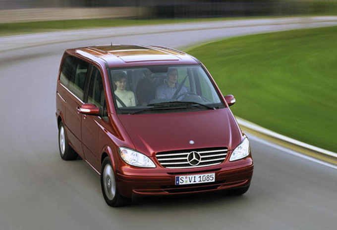 mercedes benz viano 2 2 cdi trend 2003 prix moniteur automobile. Black Bedroom Furniture Sets. Home Design Ideas
