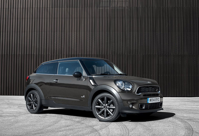 mini paceman cooper d 82 kw 2016 prix moniteur automobile. Black Bedroom Furniture Sets. Home Design Ideas