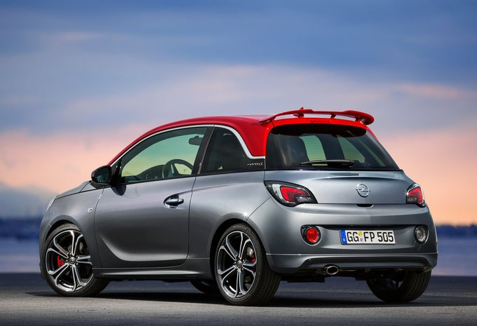 opel adam 1 0 turbo 84kw s s adam jam 2017 prix moniteur automobile. Black Bedroom Furniture Sets. Home Design Ideas