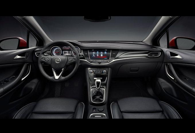 opel astra 5p 1 4 92kw ecoflex s s edition 2017 prix moniteur automobile. Black Bedroom Furniture Sets. Home Design Ideas