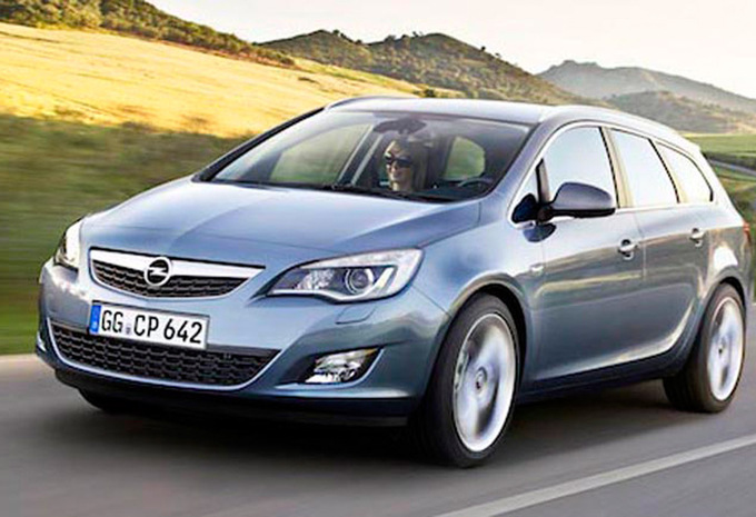 opel astra sports tourer 1 7 cdti 110 enjoy 2010 prix moniteur automobile. Black Bedroom Furniture Sets. Home Design Ideas