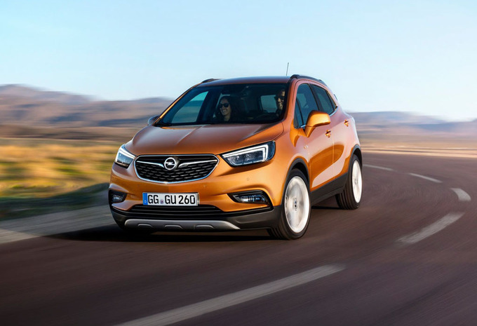 opel mokka x 1 6 cdti 100kw aut edition 2017 prix moniteur automobile. Black Bedroom Furniture Sets. Home Design Ideas