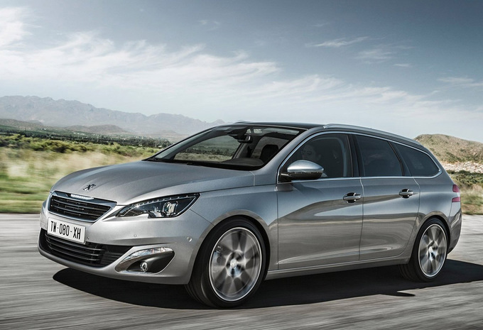 prijs peugeot 308 sw 1 6 e hdi allure 2014 autogids. Black Bedroom Furniture Sets. Home Design Ideas