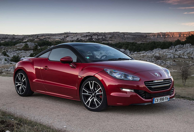 peugeot rcz 2 0 hdi 120kw 2015 prix moniteur automobile. Black Bedroom Furniture Sets. Home Design Ideas
