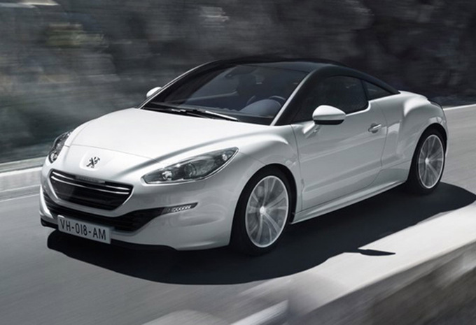 peugeot rcz 1 6 199kw r 2015 prix moniteur automobile. Black Bedroom Furniture Sets. Home Design Ideas