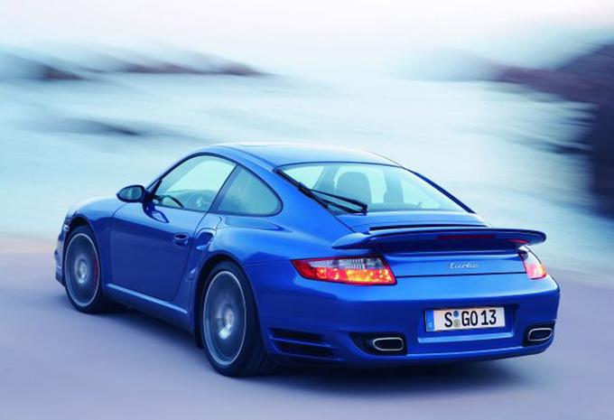 porsche 911 turbo s 2006 prix moniteur automobile. Black Bedroom Furniture Sets. Home Design Ideas