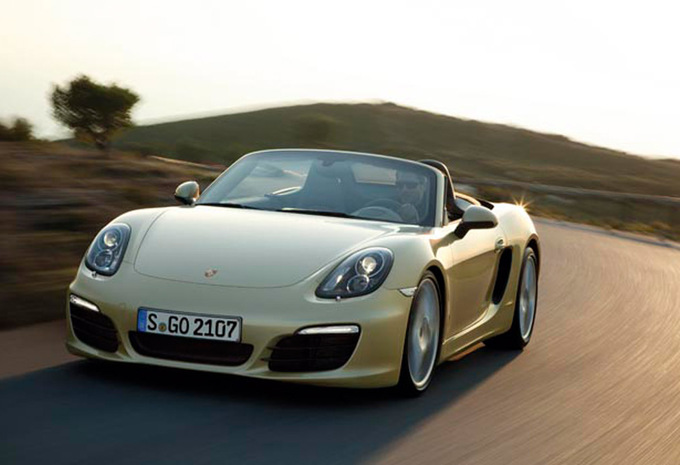 porsche boxster 3 4 s 2012 prix moniteur automobile. Black Bedroom Furniture Sets. Home Design Ideas