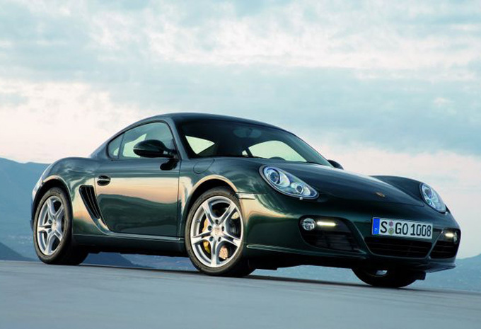 porsche cayman 3 4 s 2005 prix moniteur automobile. Black Bedroom Furniture Sets. Home Design Ideas