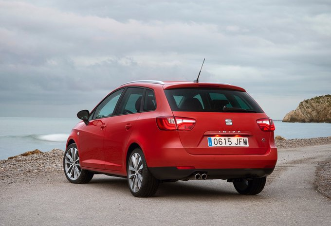 seat ibiza st 1 0 tsi 70kw s s reference 2017 prix moniteur automobile. Black Bedroom Furniture Sets. Home Design Ideas