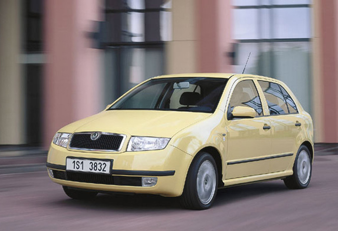 skoda fabia 5p 1 4 tdi comfort 1999 prix moniteur automobile. Black Bedroom Furniture Sets. Home Design Ideas