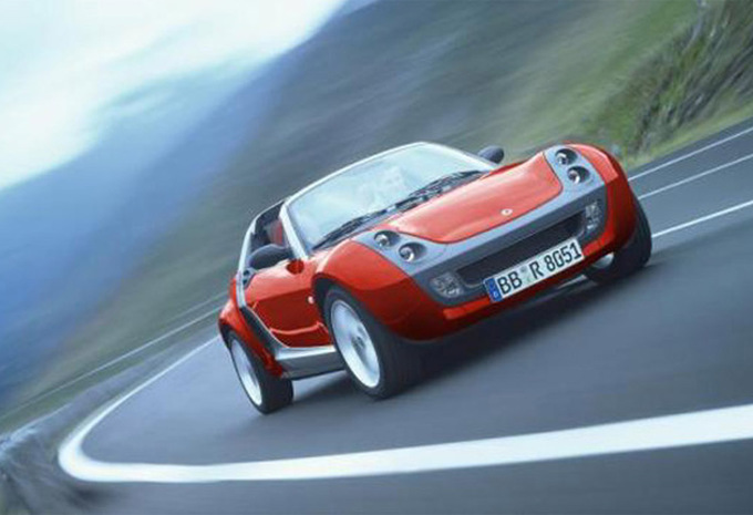 sp cifications techniques smart roadster 2p roadster brabus 2003 moniteur automobile. Black Bedroom Furniture Sets. Home Design Ideas