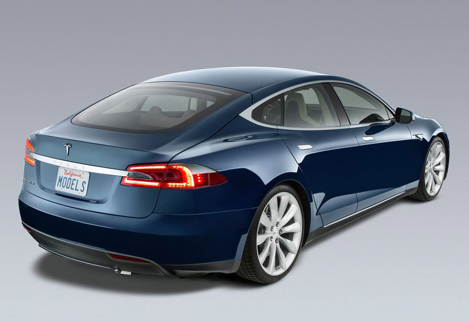 tesla model s 85kwh performance 2014 technische gegevens autogids. Black Bedroom Furniture Sets. Home Design Ideas