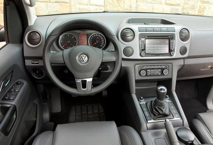 volkswagen amarok 2 0 tdi 163 4x2 highline 2012 prix moniteur automobile. Black Bedroom Furniture Sets. Home Design Ideas