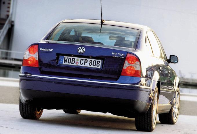 volkswagen passat 1 9 tdi comfortline 96kw 2000 prix moniteur automobile. Black Bedroom Furniture Sets. Home Design Ideas