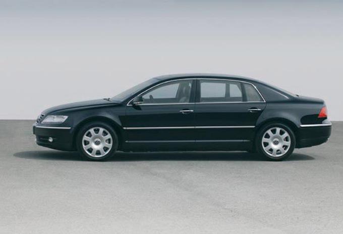 volkswagen phaeton 5 0 v10 tdi 4motion 2003 prix. Black Bedroom Furniture Sets. Home Design Ideas
