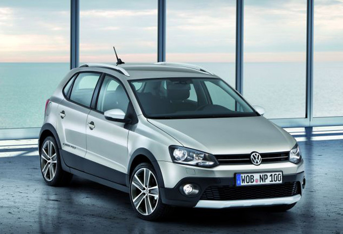 volkswagen polo 5p 1 6 tdi 105 crosspolo 2010 prix. Black Bedroom Furniture Sets. Home Design Ideas