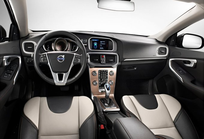 volvo v40 cross country t3 geartronic volvo ocean race 2017 prix moniteur automobile. Black Bedroom Furniture Sets. Home Design Ideas