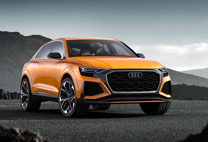 Nouvelle RS 5 Coupé : quand Audi montre sa puissance à Genève