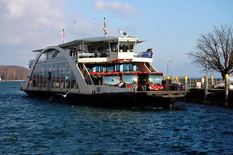 Ferry-bac du Lac de Constance
