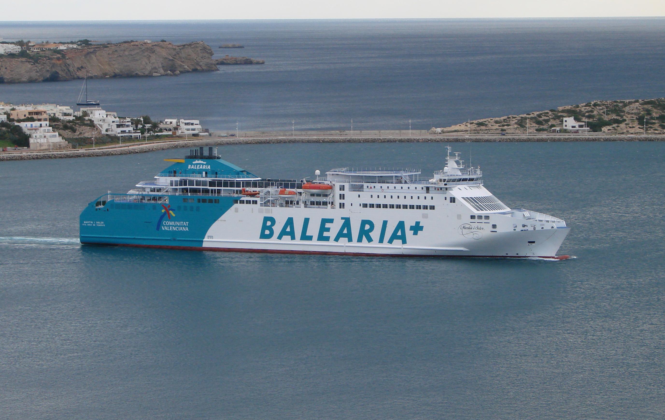 Ferry des Baléares