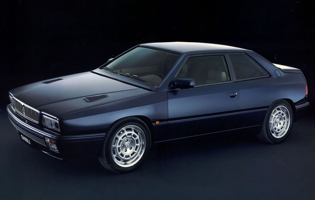 Maserati Ghibli 1995