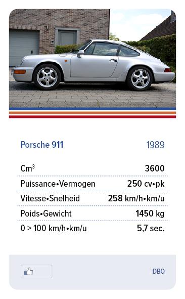 Porsche 911 1989 - DBO