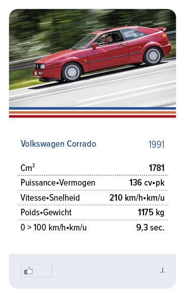 Volkswagen Corrado 1991 - J.