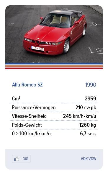 Alfa Romeo 1990 - VDK-X