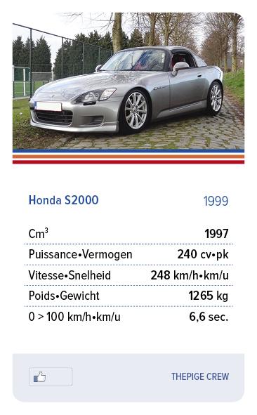 Honda S2000 1999 - THEPIGE CREW